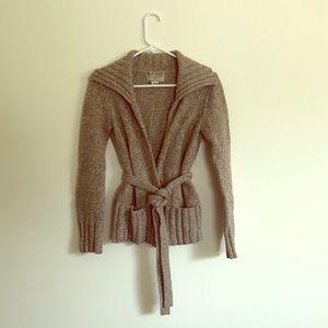 Ralph Lauren/Polo Jeans Wrap Sweater